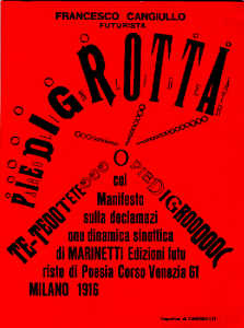 Cover-of-«-Piedigrotta-»-by-Francesco-Cangiullo-1.0